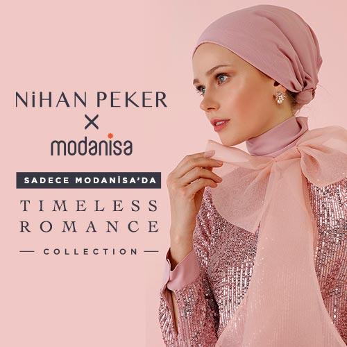 96425d6e789c6 Nihan Peker X Modanisa Koleksiyonu Satışta! İncelemek için tıklayın.