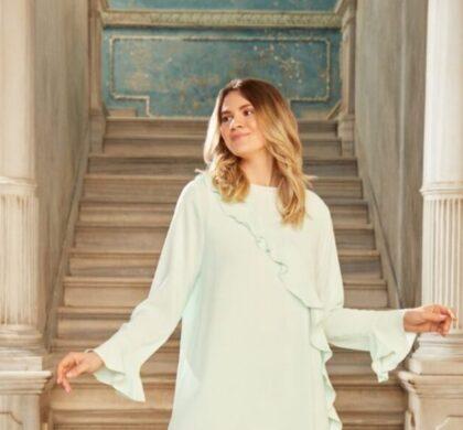 Alia Büyük Beden Koleksiyonu'nda Ev Rahatlığı Şıklıkla Buluşuyor